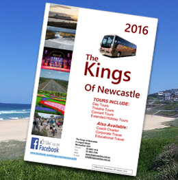 Kings Coach Tour Itineraries